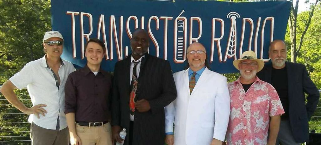Transistor Radio Rockin on the River 2019